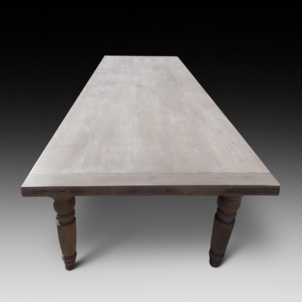 Beautiful (Commissioned) Solid Oak Dining/Kitchen Table
